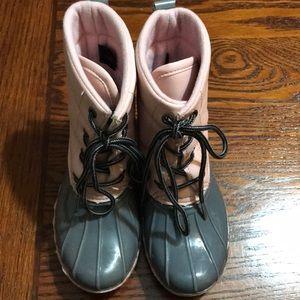 Girl's Rainboots Size 1M